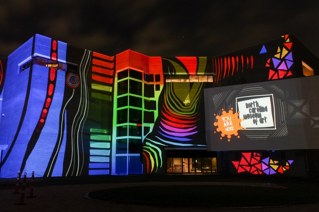 Tagtool Session at NCMA in Raleigh by Maki & iink